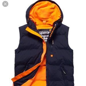 Superdry Original Windhiker Vest